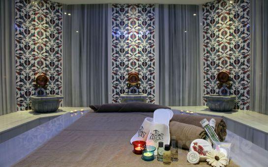 Yenibosna Bricks Airport Hotel'de Spa Kullanımı Dahil Kese - Köpük ve Masaj Seçenekleri!