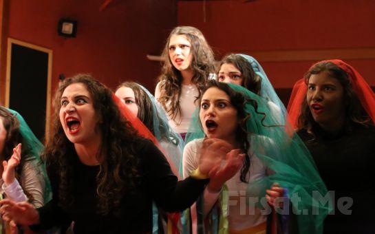 Sadık Şendil'in yazdığı KANLI NİGAR Müzikal Tiyatro Biletleri