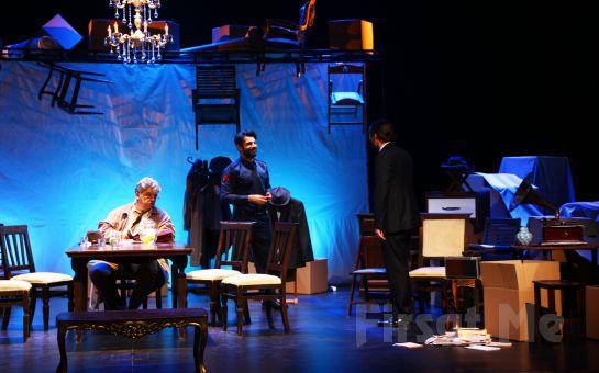 Arthur Miller'ın Ölümsüz Eseri BEDEL Tiyatro Oyun Bileti