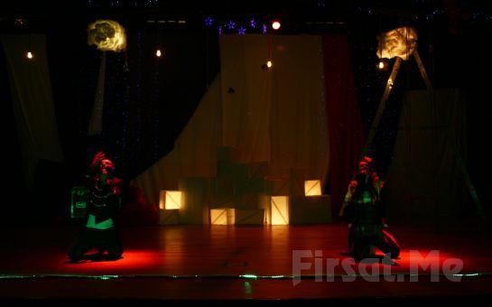 Paşhan Yılmazel'in Kaleminden KARŞI KRALLIK Tiyatro Oyun Bileti