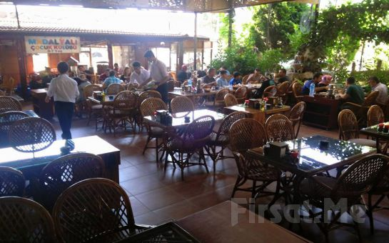 Madalyalı Restaurant Ataşehir'de Leziz Yemek Menüleri