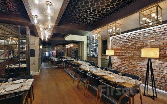 Beyoğlu Sanat Hotel Pera'da 2 Kişi 1 Gece Kahvaltı Dahil Konaklama