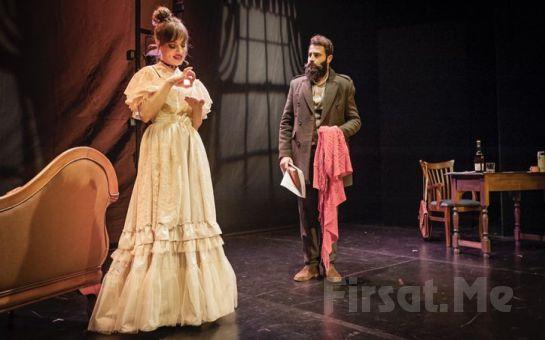 Pervin Bağdat ve Ersin Umut Güler'den Kürklü Venüs Tiyatro Oyun Bileti