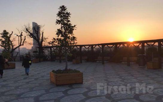 İspinoz Cafe Çekmeköy'de El Yapımı İskender Köfte Menü