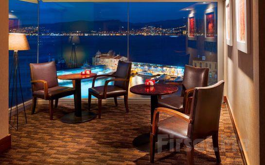 İzmir Kordon Otel Çankaya'da Sevgililer Gününe Özel Güven Yüreği Gala Katılımı Dahil Leziz Akşam Yemeği!