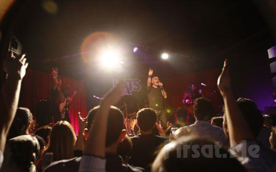 Kats Sahne'de 3 Mart'ta YENİ TÜRKÜ Konseri Giriş Bileti!