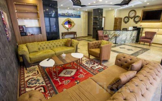 Express İnci Airport Hotel Küçükçekmece'de Kahvaltı Dahil Konaklama Seçenekleri