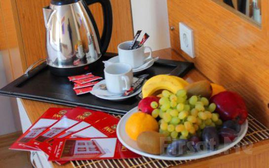 Avcılar İnci Otel'de Kişi Seçenekleriyle Kahvaltı Dahil Konaklama!