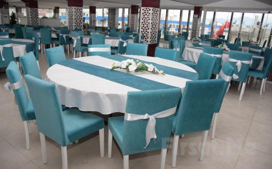 Antalya'nın Merkezinde Bilgehan Otel'de 2 Kişi 1 Gece Konaklama ve Kahvaltı