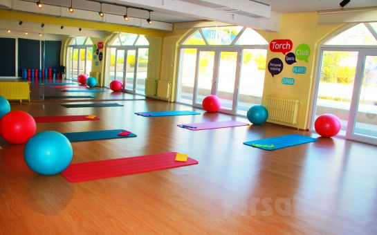 Torch Pilates Tarabya'da Pilates, Fitness, Functional Training veya Kick Boks Dersleri