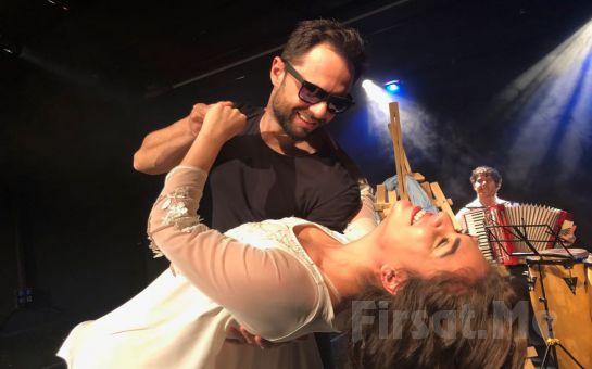 Dünyaca Ünlü 'Gözlerin Ardında' Müzikal Tiyatro Biletleri