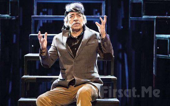 Selçuk Yöntem'in Usta Oyunculuğu ile Benim Adım Feuerbach Tiyatro Oyun Bileti