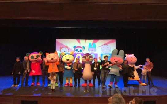 Kare Takımı Dodoki'ye Karşı Müzikal Çocuk Tiyatro Oyun Bileti