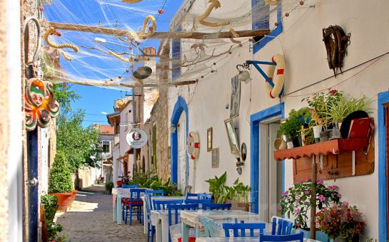7 - 8 Nisan'da 1 Gece Konaklamalı Alaçatı Ot Festivali, Çeşme, İzmir, Efes Antik Kenti ve Şirince Turu