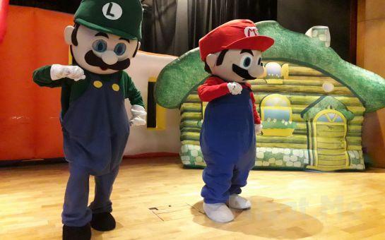 Efsanevi Kahraman 'Super Mario' Tiyatro Giriş Bileti