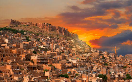 Sarıçamlar Turizm'den Mezapotamya'nın İncisi Mardin Turu, Gidiş-Dönüş Uçak Bileti, Konaklama, Eğlence Paketleri