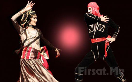 Kocaeli Sabancı Kültür Sitesi'nde 13 Nisan'da Kafkas Kartalları Dans ve Müzik Gösterisi Biletleri