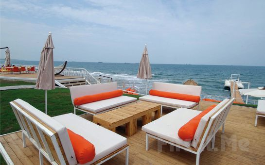 Kilyos Solar Beach Therapy'de, 2 Kişilik 2019 Sezonu Üyelik Fırsatı