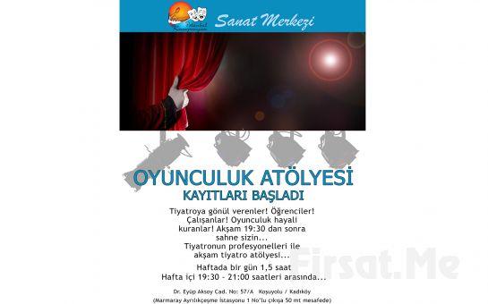İstanbul Kumpanya'sından Gençler ile Tiyatro Atölyesi, Oyunculuk ve Konservatuara Hazırlık Eğitimleri