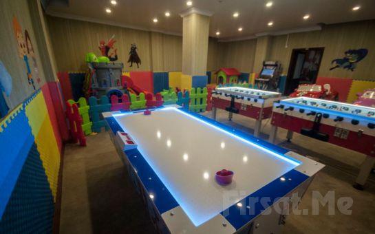 Yalova Uğur Termal Residence'de Farklı Daire ve Kişi Seçenekleriyle Kahvaltı Dahil Konaklama