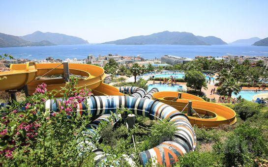 Marmaris Aqua Dream Water Park'ta Aquapark Fırsatı