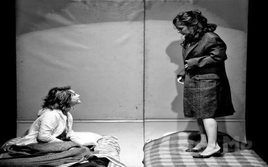 Önce Bir Boşluk Oldu Kalp Gidince Ama Şimdi İyi Ödüllü Tiyatro Oyunu Bileti