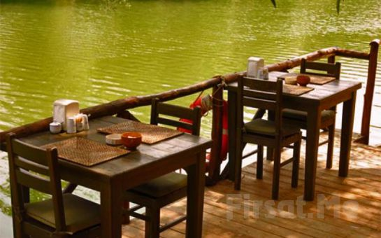 Ağva Shelale Hotel'de Her Pazar Geçerli Açık Büfe Kahvaltı Keyfi