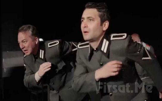 III. Reich'in Korku ve Sefaleti Tiyatro Oyun Bileti