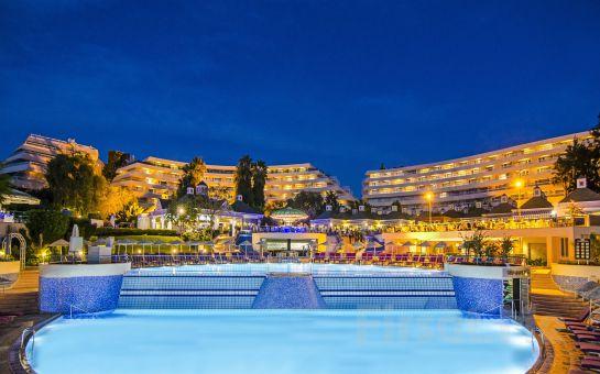 Grand Blue Sky Hotel Kuşadası'nda Deluxe Herşey Dahil Konaklama Paketleri