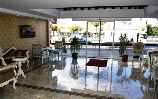 Zeugma Park Hotel Avcılar'da Kahvaltı Dahil Konaklama Seçenekleri