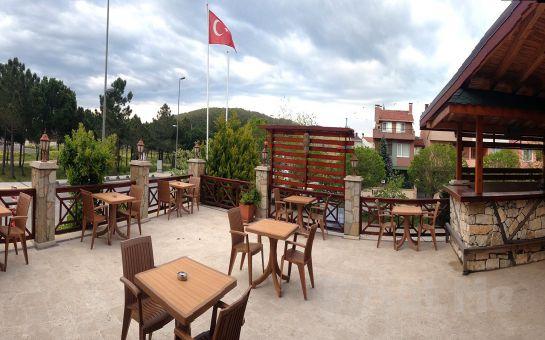 Doğa, Deniz ve Havuz Keyfinin Adresi Ağva Günay Otel & Restaurant'ta Serpme Köy Kahvaltısı