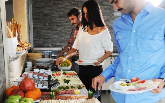 Güngören Elite Marmara Residence'da Kahvaltı dahil Konaklama Seçenekleri
