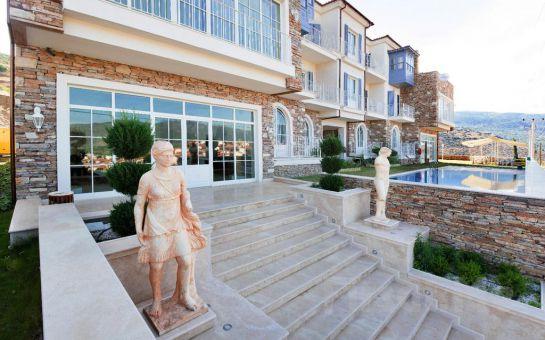 Selçuk Nea Efessos Hotel'de Ege Manzarası Eşliğinde Leziz İftar Menüsü