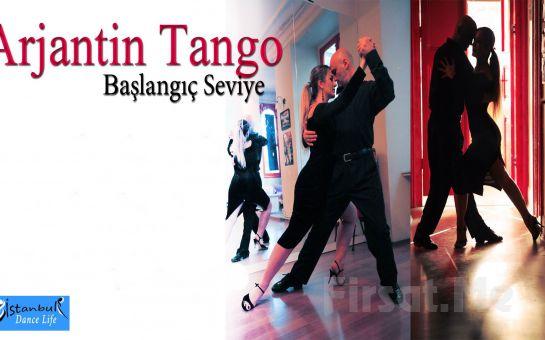 İstanbul Dance Life Beşiktaş'ta 1 Aylık Zumba, Oryantal, Tango veya Stretching ve Pilates Kursu Seçenekleri
