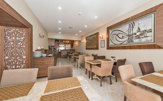 Şişli Montagna Hera Hotel'de Leziz İftar Menüleri