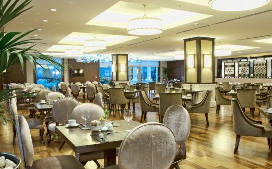 Güneşli Retaj Royale İstanbul Otel'de Kahvaltı Dahil Konaklama ve Spa Keyfi