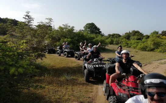 Zebra Atv & Safari'de Şile'de ATV Safari Turu