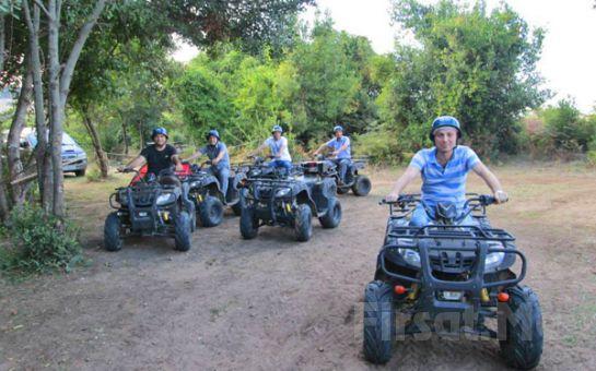 Zebra Atv & Safari'de Şile'de ATV Safari Turu