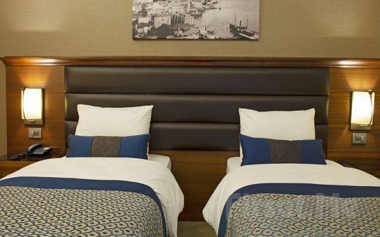 Grand Makel Hotel Zeytinburnu'nda 2 Kişilik Konaklama