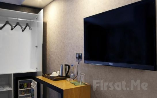 The Black Hotel Eskişehir'de Kahvaltı Dahil Konaklama Seçenekleri