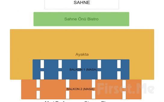 Mori Performance'ta 21 Aralık'ta Leman Sam Konser Bileti