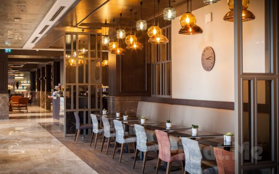 Cafe APlus Altunizade'de Pazar Günlerine Özel 2 Kişilik Kahvaltı Tabağı