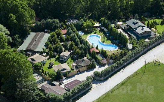 Şehrin Tüm Stresinden Arınacağınız Village Park Resort & Spa'da Kahvaltı Dahil Çift Kişilik Konaklama
