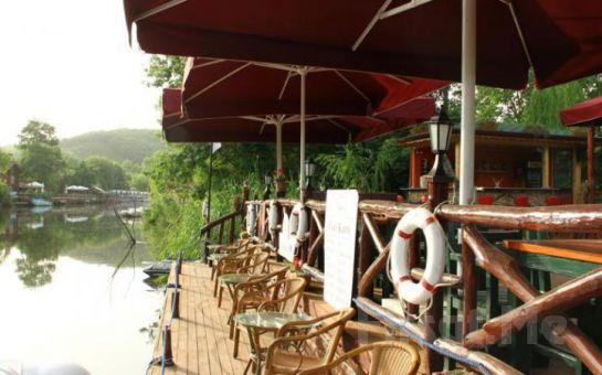 Ağva Kapım Hotel'de Nehir Kenarında Enfes Serpme Kahvaltı
