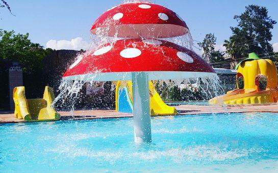 Sultans Aquacity Fethiye'den 3 Haftalık Yüzme Kursu ve Tüm Gün Aquapark Girişi