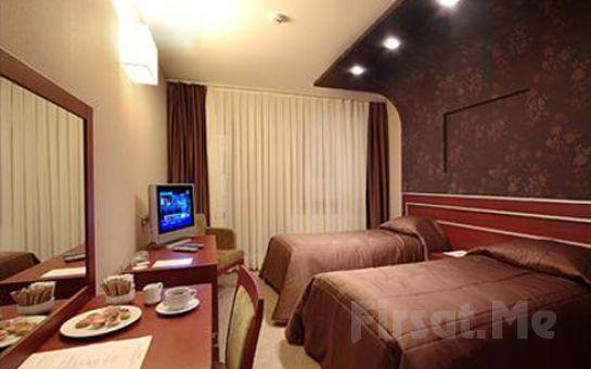 Adalar Manzaralı Dragos Sahil Resort'ta 2 Kişi 1 Gece Konaklama ve Kahvaltı Keyfi