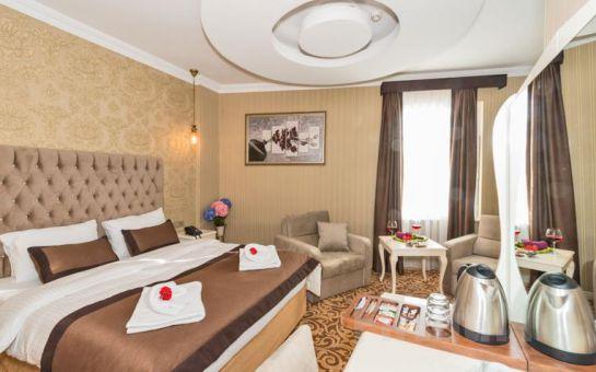 Şişli Montagna Hera Hotel'de Kahvaltı Dahil Konaklama Seçenekleri
