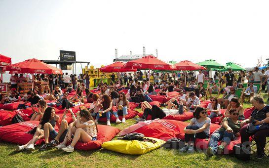 Küçük Çiftlik Park'ta 1 Eylül 'de 2 Kişilik İstanbul Cocktail Festival 2018 Bileti