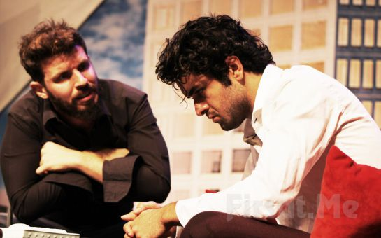 İstanbul Kumpanyası Ayrıcalığı İle Hiç Bir Şey Tiyatro Oyun Bileti