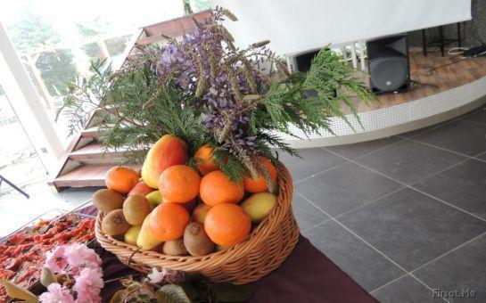 Cennetten Bir Köşe Beylikdüzü ADAPARK'da, Açık Büfe Kahvaltı Keyfi
